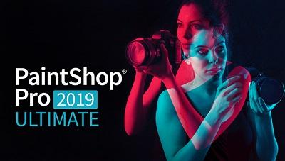 Corel PaintShop Pro 2019 Ultimate v21.0.0.67 - Ita