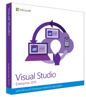 Microsoft Visual Studio Enterprise 2015 Update 2 MSDN - Ita