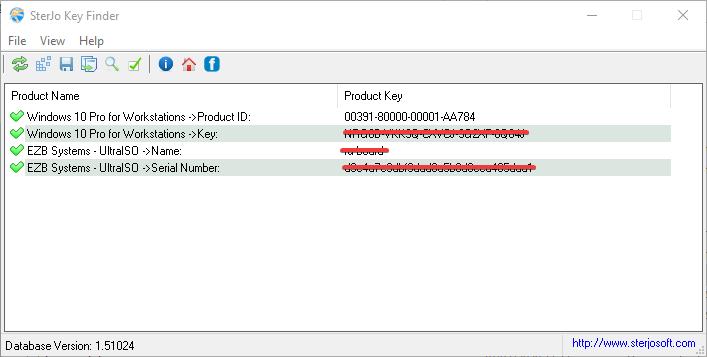 [PORTABLE] SterJo Key Finder v.1.9 Portable - ENG