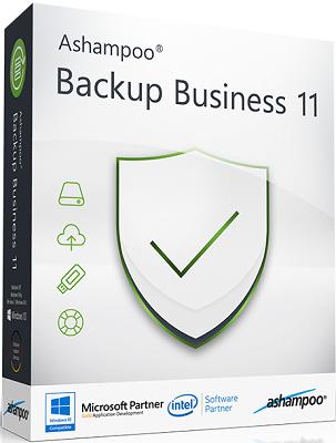Ashampoo Backup Business & Business Server v11.12 - ITA