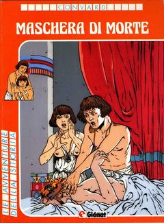 Le Avventure Della Storia n. 24 - Gli Eredi Del Sole 1 - Maschera Di Morte (1988)