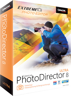 [MAC] CyberLink PhotoDirector Ultra v8.0.2031.0 - Ita