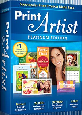 Print Artist Platinum v25.0.0.6 - ENG