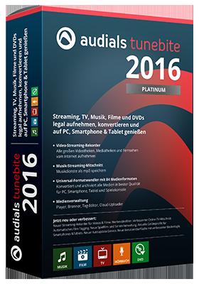 Audials Tunebite 2016 Platinum v14.0.63200.0 - Eng