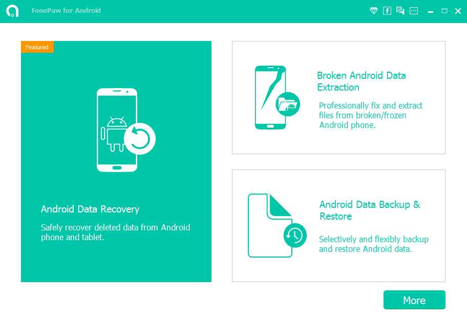 FonePaw Android Data Recovery 3.3.0 - ENG