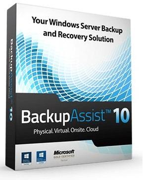 BackupAssist Desktop 10.5.0 - ITA