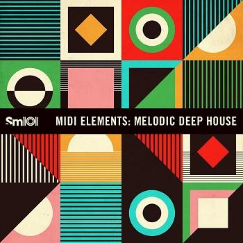 Sample Magic MIDI Elements: Melodic Deep House