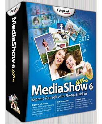 CyberLink MediaShow Ultra v6.0.11524 - Ita