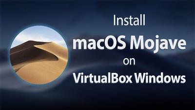 macOS Mojave v10.14 VM per VirtualBox - ITA