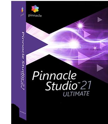 Pinnacle Studio Ultimate v21.1.0 + Content Pack - ITA