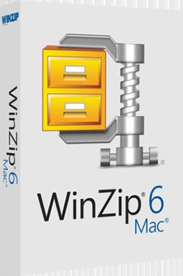 [MAC] WinZip Mac v6.5.4149 - Eng