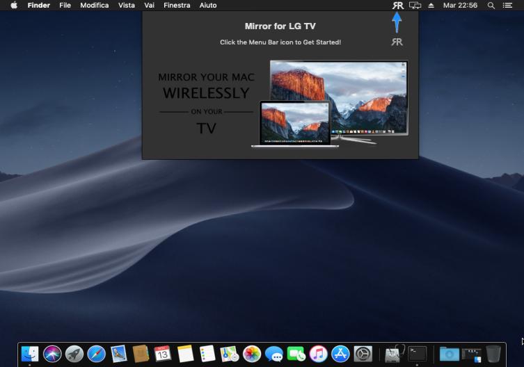 [MAC] Mirror for LG TV 3.3 macOS - ENG