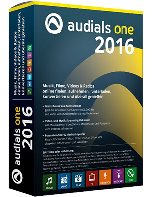 Audials One 2016 v14.1.4900.0 - Eng