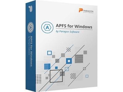 Paragon APFS for Windows v2.1.12 - ITA