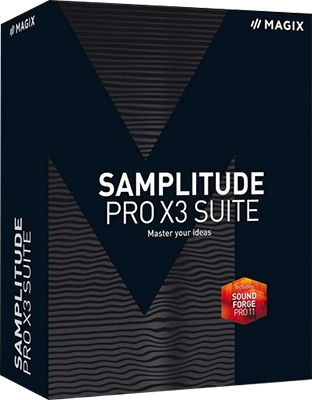 MAGIX Samplitude Pro X3 Suite v14.0.2.60 + Content Pack DOWNLOAD ENG
