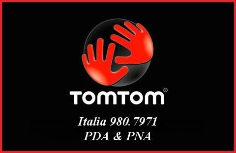 Tom Tom Italia 980.7971