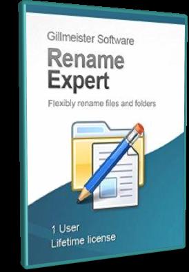 [PORTABLE] Gillmeister Rename Expert 5.21.7 Portable - ENG