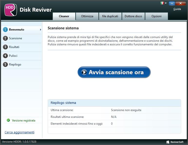 ReviverSoft Disk Reviver v1.0.0.18053 - ITA