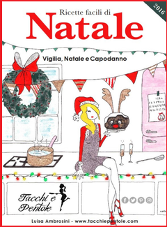 Luisa Ambrosini - Ricette facili di Natale (2016)