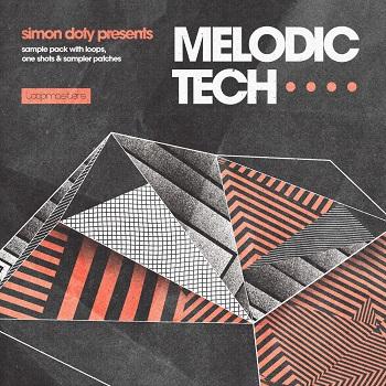 Loopmasters Simon Doty Melodic Tech