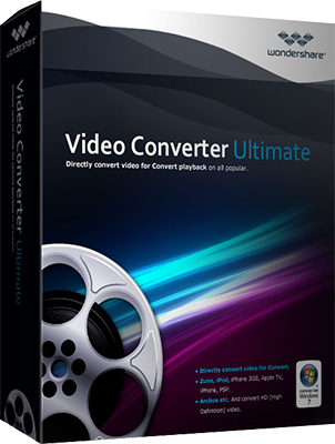Wondershare Video Converter Ultimate v9.0.3.0 DOWNLOAD ITA