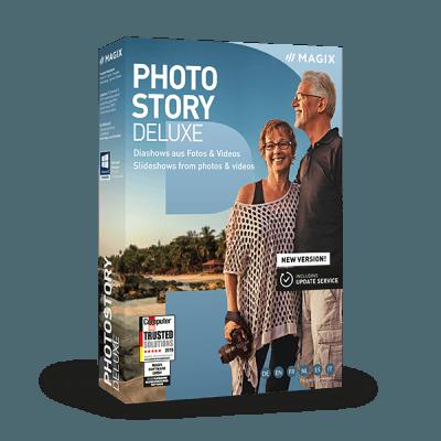 MAGIX Photostory 2020 Deluxe 19.0.1.18 64 Bit + Content Packs - ITA
