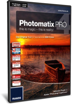 [PORTABLE] HDRSoft Photomatix Pro v6.2 x64 Portable  - ENG