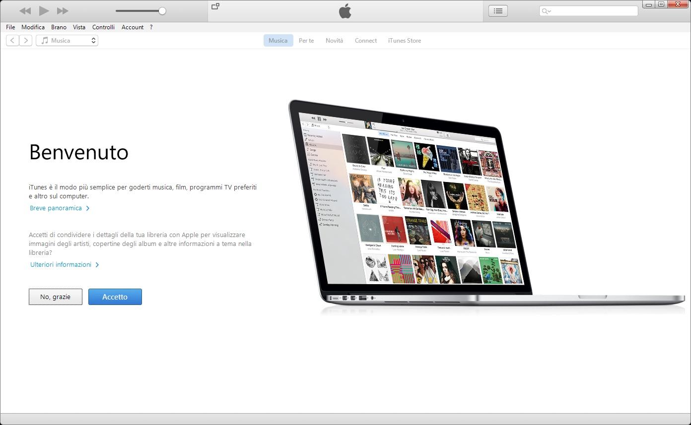 iTunes 12.10.0.7 - ITA