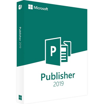 Microsoft Publisher 2019 - 1910 (Build 16.0.12130.20272) - Ita