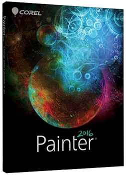 Corel Painter 2016 v15.1.0.740 64 Bit - Eng