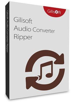 GiliSoft Audio Converter Ripper 8.0 - ENG