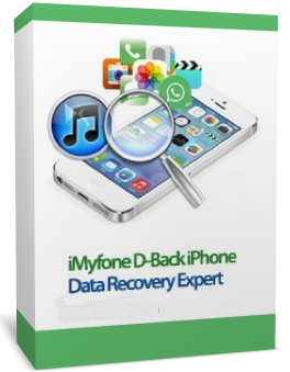 [PORTABLE] iMyfone D-Back iPhone Data Recovery Expert v7.8.0.11 Portable - ITA