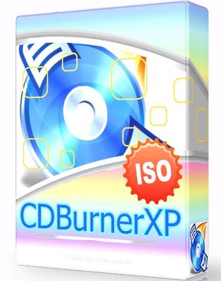 CDBurnerXP 4.5.8 Buid 7128 - ITA