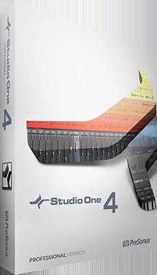 PreSonus Studio One Pro v4.0.1.48247 - Ita