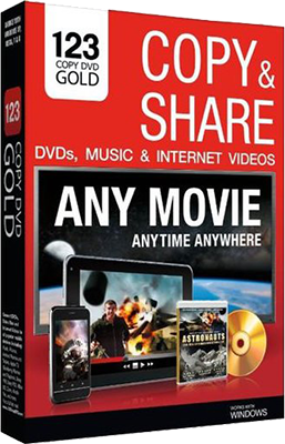 123 Copy DVD Gold v11.0.6.10 - ITA