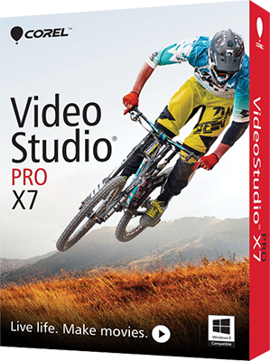 Corel VideoStudio Pro X7 v17.1.0.38 Hot Fix 1 - ITA