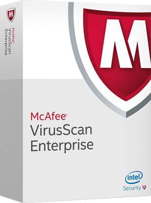 McAfee VirusScan Enterprise v8.8.0.2114 - ITA