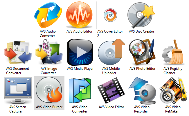 [PORTABLE] AVS4YOU Software Pack All-In-One v4.5.1.159 Portable - ITA