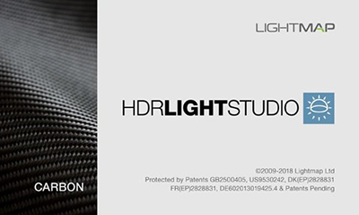 Lightmap HDR Light Studio Carbon v5.6.0 64 Bit - Eng