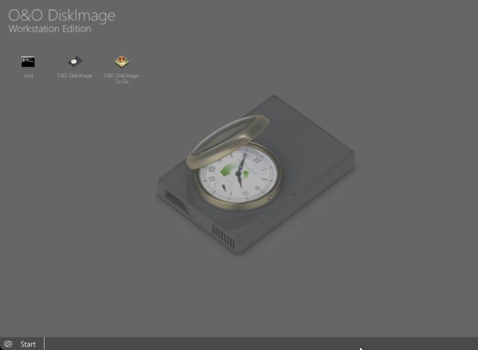 O&O DiskImage Workstation 15.2 Build 170 BootCD - ENG