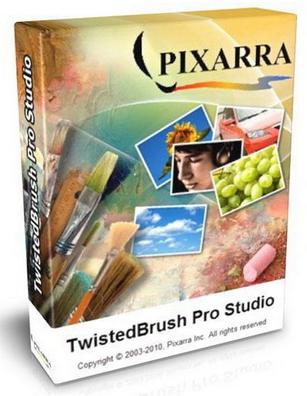 Pixarra TwistedBrush Paint Studio v3.00 - ENG