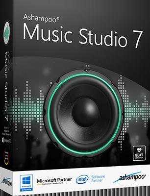 [PORTABLE] Ashampoo Music Studio v7.0.1.6 - ITA
