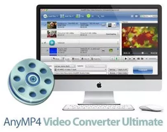 [MAC] AnyMP4 Mac Video Converter Ultimate 8.2.10 MacOSX - ENG