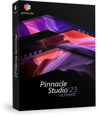 Pinnacle Studio Ultimate v23.1.1.242 64 Bit + Content Pack - ITA