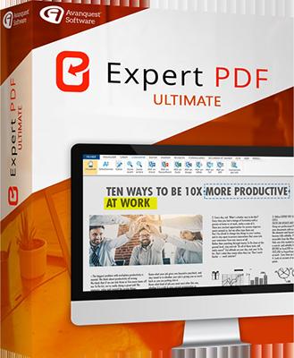 Avanquest eXpert PDF Ultimate 15.0.42.14848 - ITA
