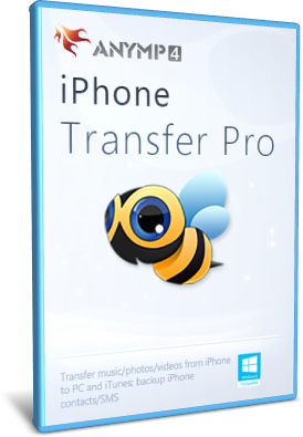 AnyMP4 iPhone Transfer Pro 9.1.16 - ENG