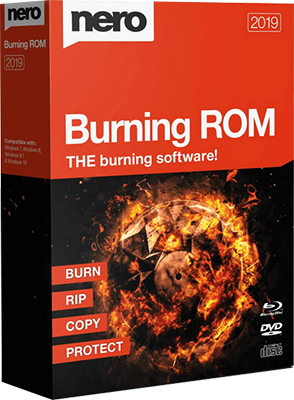 Nero Burning ROM 2019 v20.0.2014 - ITA