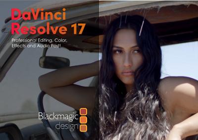 Blackmagic Design DaVinci Resolve Studio v17.4.0.0012 64 Bit - ENG
