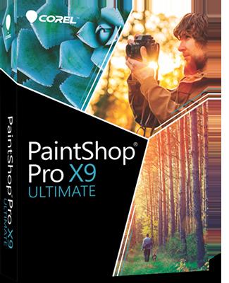 Corel PaintShop Pro X9 Ultimate v19.2.0.7 DOWNLOAD ITA