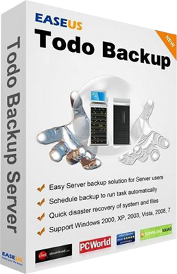 EaseUS Todo Backup Home v12.0.0 - ITA